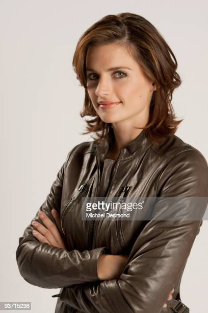 "Stana Katic stars as NYPD Detective Kate Beckett on Walt Disney Television via Getty Images's ""Castle."""