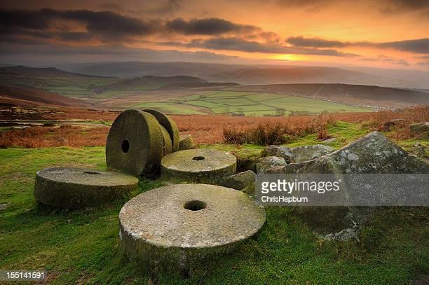 Stanage Edge Millstones, Peak District