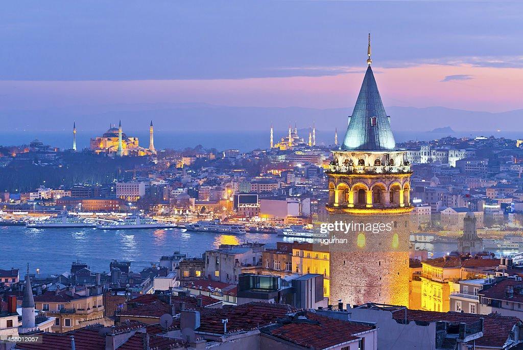 İstanbul Turquía : Foto de stock