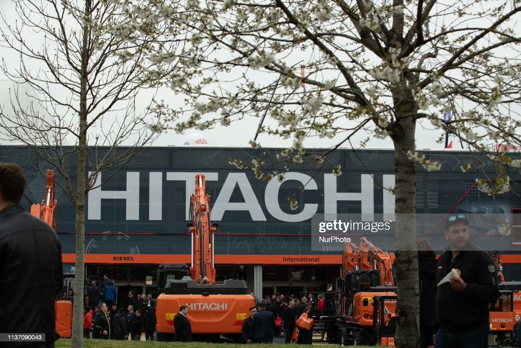 BAUMA 2019 - The World's Largest Trade Fair For Construction Machinery : News Photo