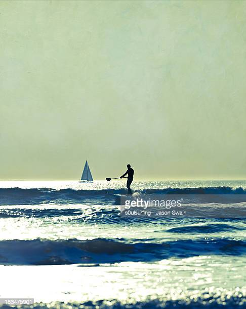 stand up paddle board - s0ulsurfing stock pictures, royalty-free photos & images