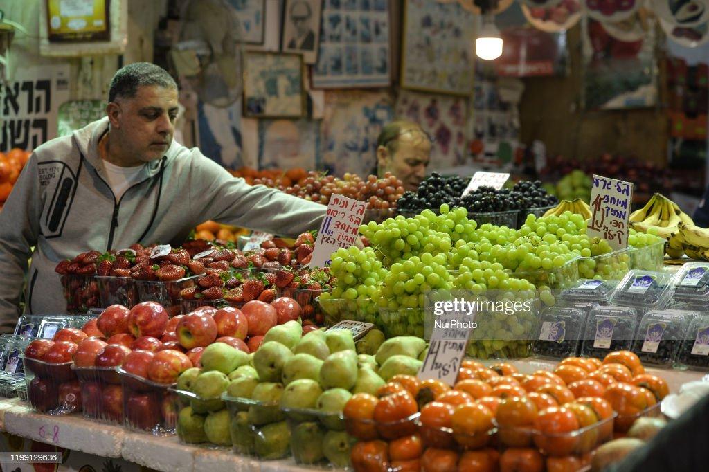 Daily Life In Jerusalem : News Photo