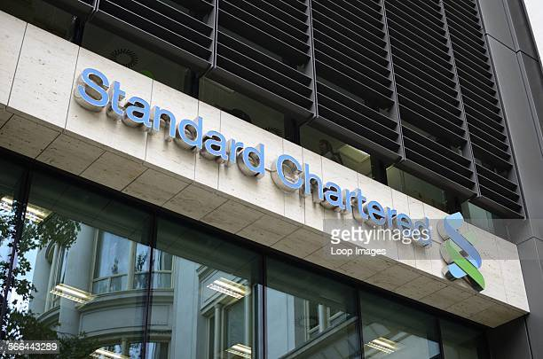 Standard Chartered Bank in Basinghall Avenue