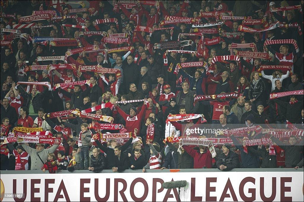 Standard de Liege vs Wisla Krakow - Europa League : News Photo