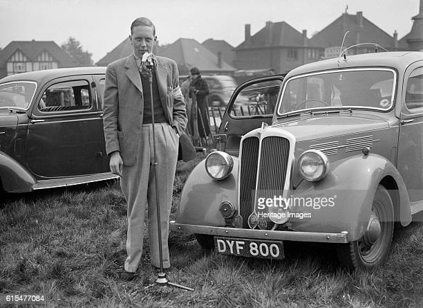 Standard Twelve at the Standard Car Owners Club Gymkhana Ace of Spades Kingston Bypass 1938 Standard Twelve 1937 Vehicle Reg No DYF800 Place Ace of...