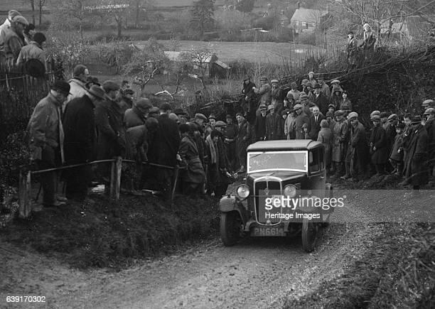Standard Vehicle Reg. No. PN6614. Event Entry No: 214. Driver: A.V. Spotiswoode. Award: Silver. Place: Ibberton Hill, Dorset. M.C.C. Exeter Trial....
