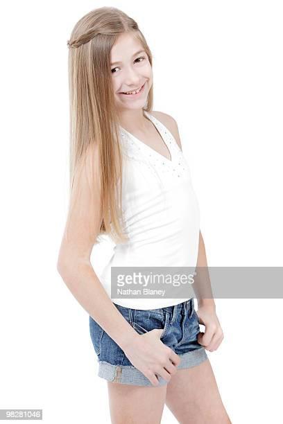 teen girl booty