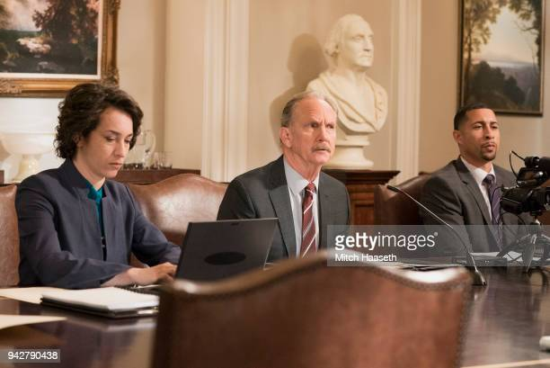 SCANDAL 'Standing in the Sun' Cyrus and Jake's mission to take the White House reaches a new level of deceit when Liv is called to testify against...