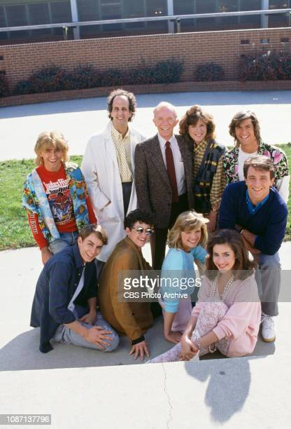 Standing left to right Dean Cameron Vincent Schiavelli Ray Walston Kit McDonough Bill Calvert James Nardini seated left to right Wallace Langham aka...