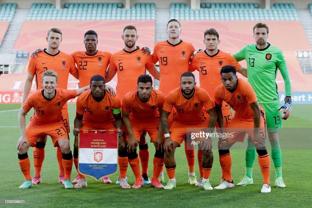 "International friendly match""The Netherlands v Scotland"" : News Photo"