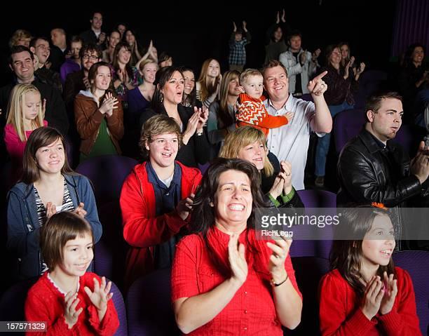Standing Ovation in einem Kino