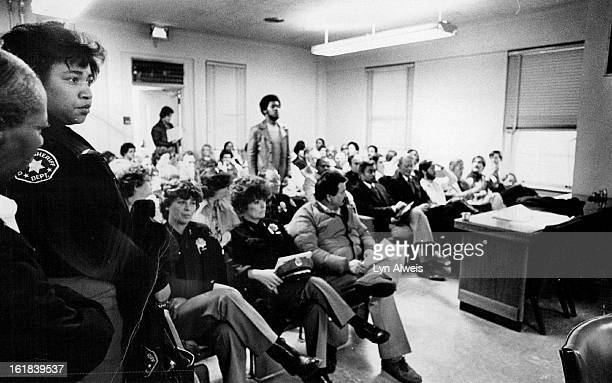 MAR 2 1981 MAR 3 1981 A standingroomonly crowd of Denver city employees Monday told the Career Service Board that its recommended 93 to 14plus...