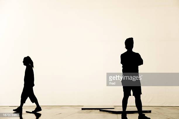 standoff - unfairness stock pictures, royalty-free photos & images