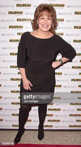 Standup comedian and talk show host Joy Behar hosts 7th Annual 'Stand Up For Madeline' comedy event held in tribute to the late awardwinning actress...
