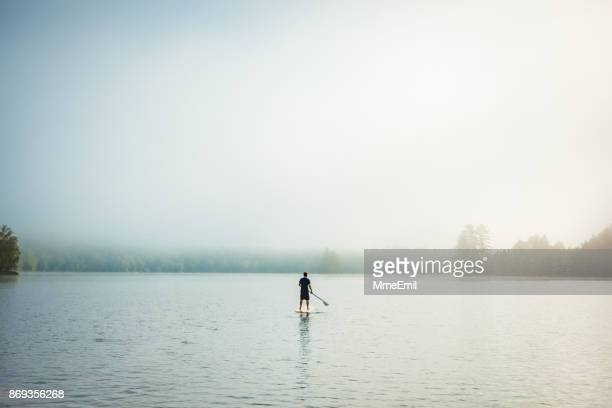 SUP - Stand-up Paddleboard