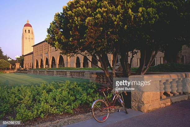 Stanford, California: Stanford University Campus.