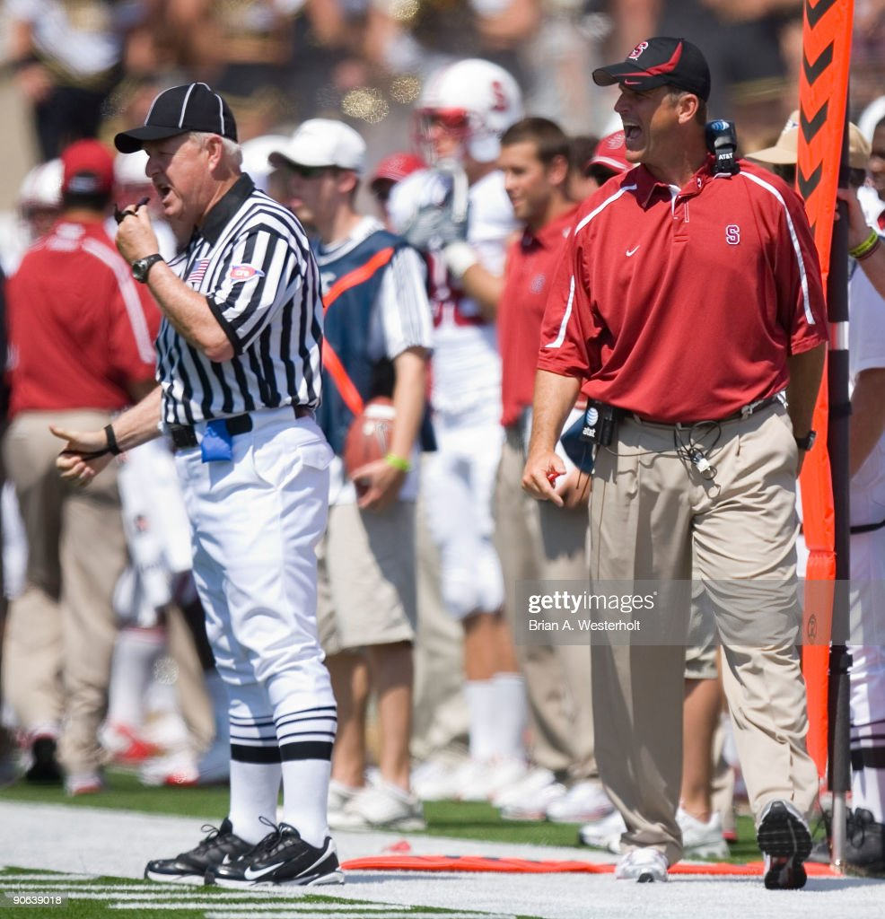 Stanford V Wake Forest Photos And Images Getty Images