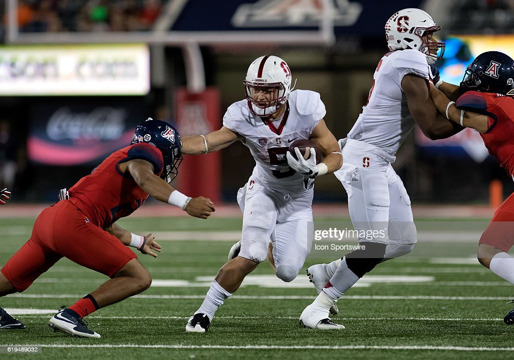 NCAA FOOTBALL: OCT 29 Stanford at Arizona : News Photo