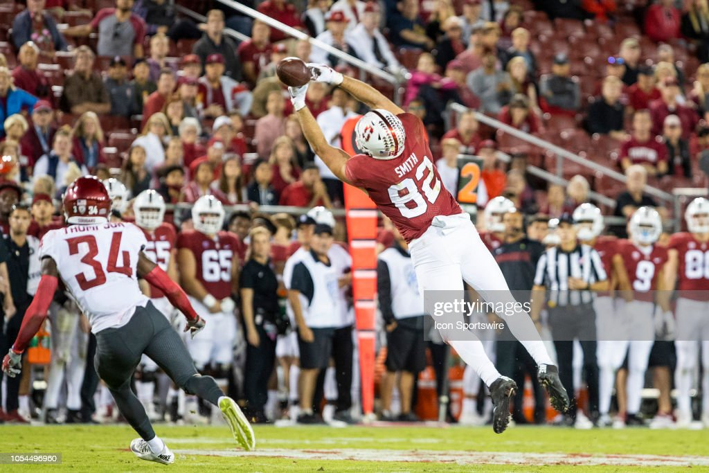 COLLEGE FOOTBALL: OCT 27 Washington State at Stanford : News Photo