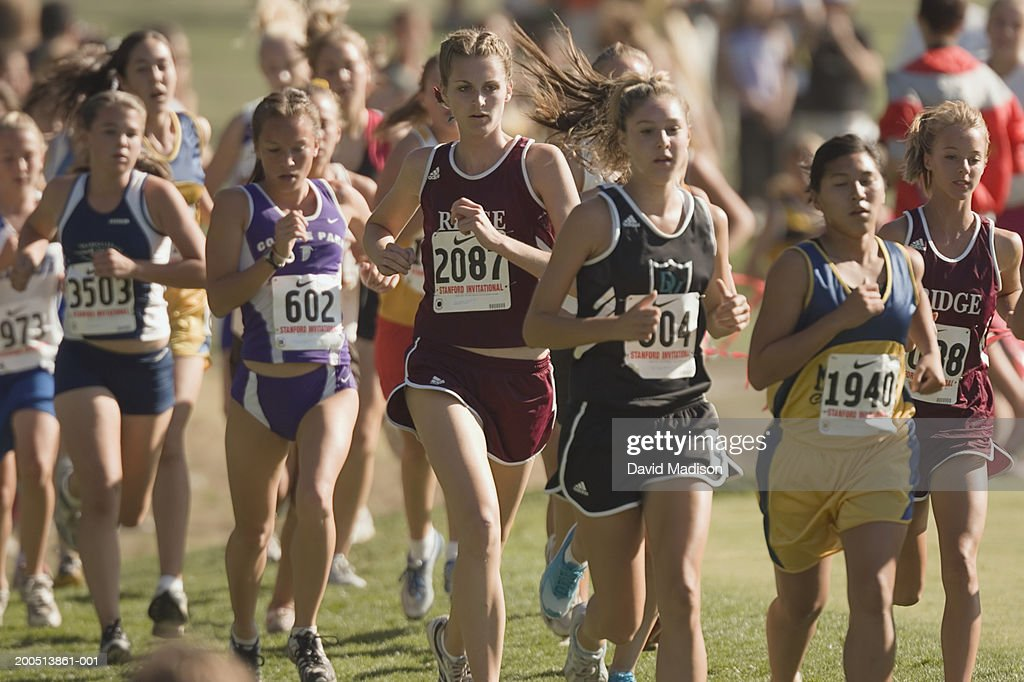 Stanford Invitational Crosscountry Race Stock Photo Getty Images