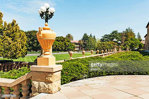 stanford landscaping - palo alto stock pictures, royalty-free photos & images