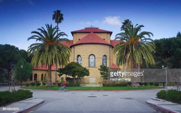 stanford-universiteit - stanford universiteit stockfoto's en -beelden