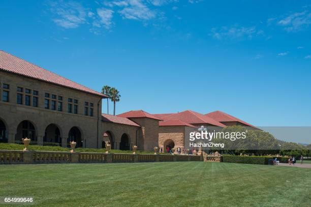 universidad de stanford - stanford california fotografías e imágenes de stock