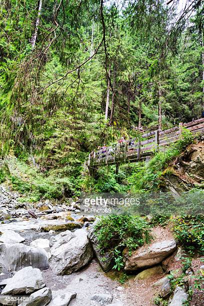 Stanghe waterfalls - Racines