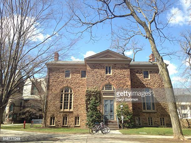 Stanhope Hall, Princeton University, Princeton, N.J. April 11, 2015