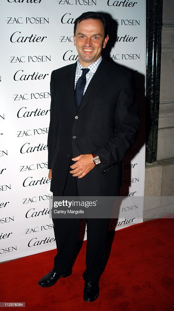 Olympus Fashion Week Spring 2005 - Zac Posen - After Party and Launch of New Cartier Trinity Collection