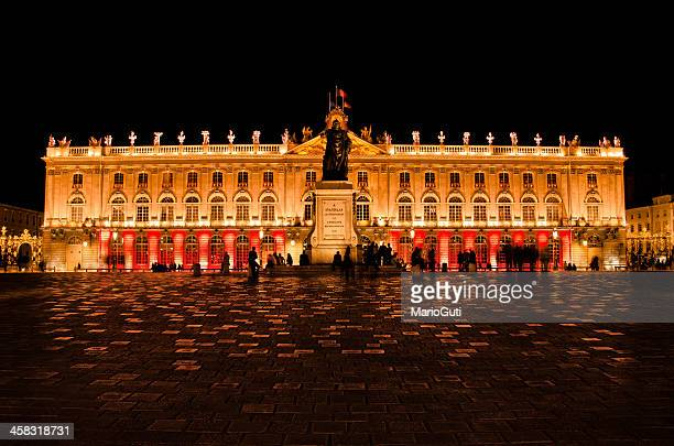 place stanislas - nancy stock pictures, royalty-free photos & images