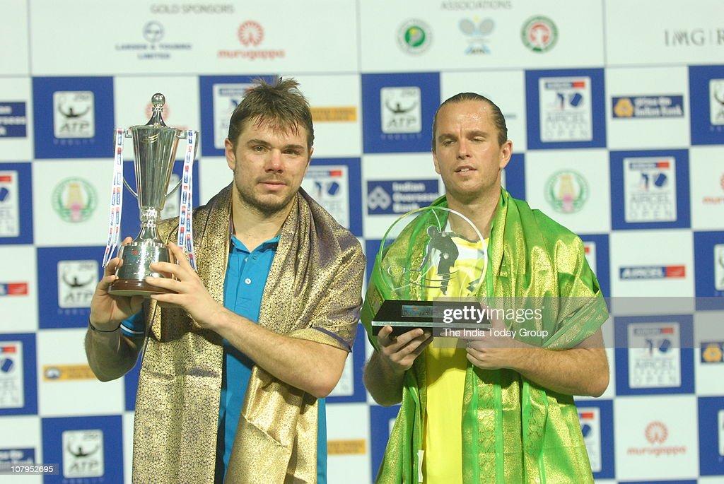 Chennai Open 2011 : News Photo