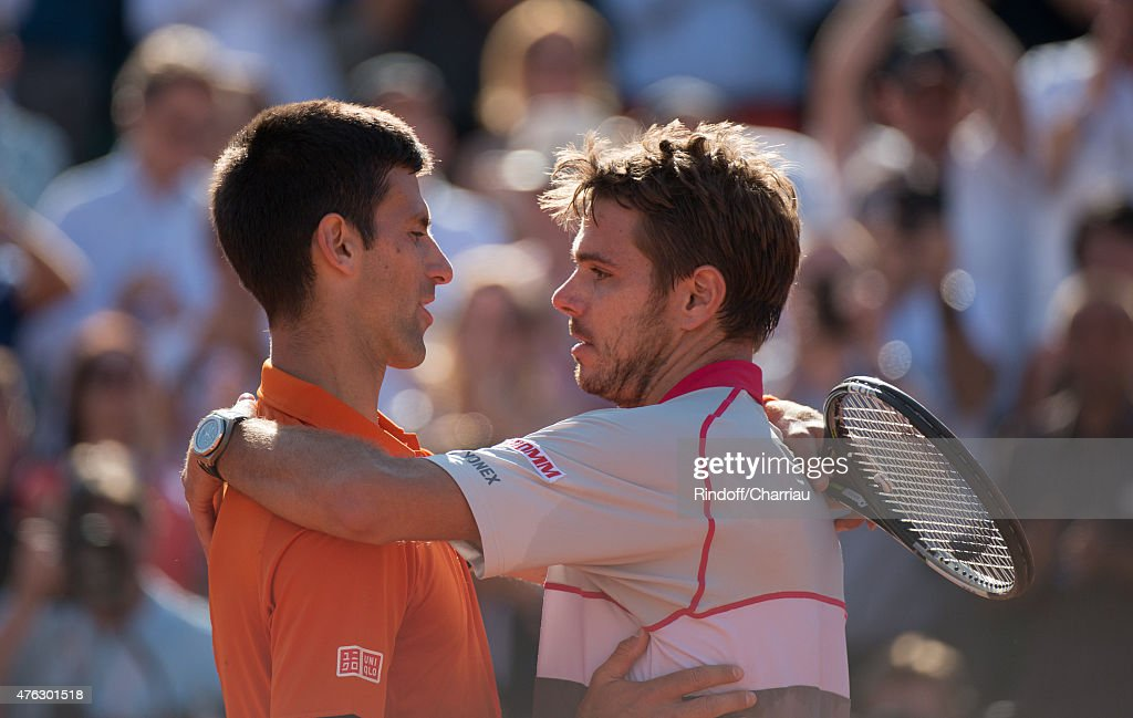 Celebrities At French Open 2015 - Day Fifteen : News Photo