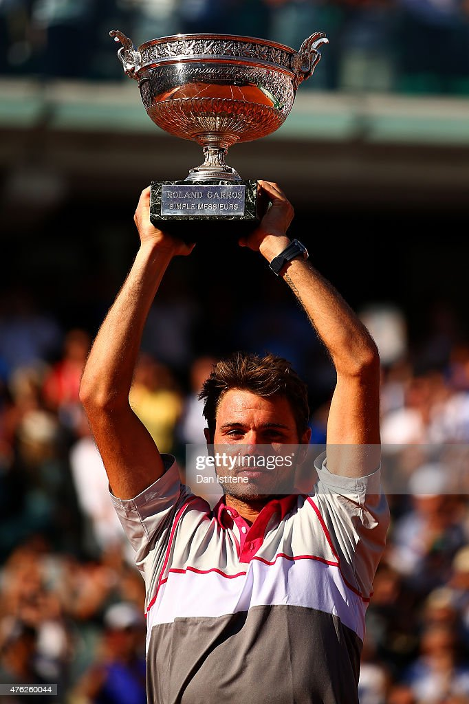 2015 French Open - Day Fifteen : News Photo