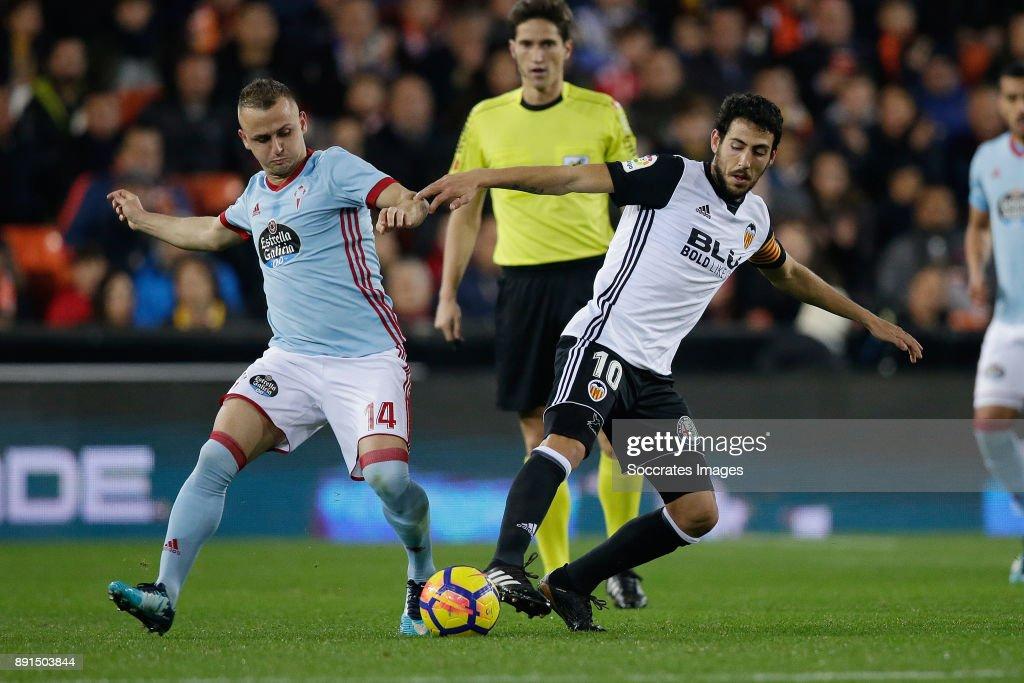 Valencia v Celta de Vigo - Spanish Primera Division : News Photo