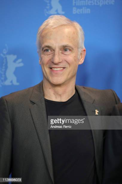 Stanislaw Dziedzic poses at the Mr Jones photocall during the 69th Berlinale International Film Festival Berlin at Grand Hyatt Hotel on February 10...