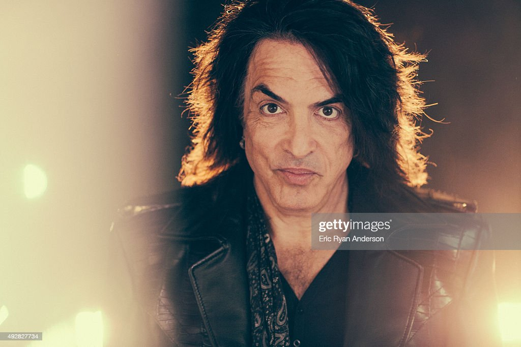 Stanley Bert Eisen, better known by his stage name Paul Stanley, is an American hard rock guitarist, singer, and painter, best known for being the front man of the rock band Kiss is photographed for Billboard Magazine on April 7, 2014 in New York City.