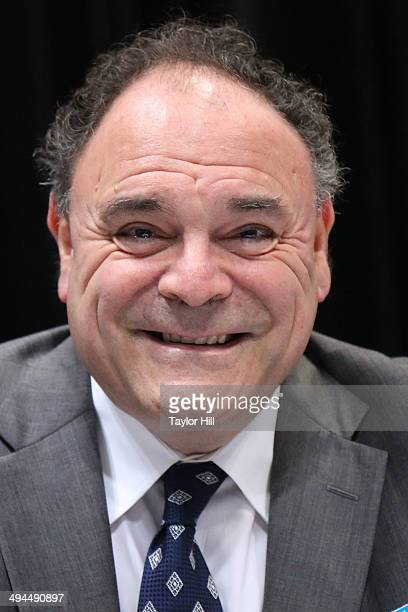 Stanley Bing attends day 1 of the 2014 Bookexpo America at The Jacob K Javits Convention Center on May 29 2014 in New York City