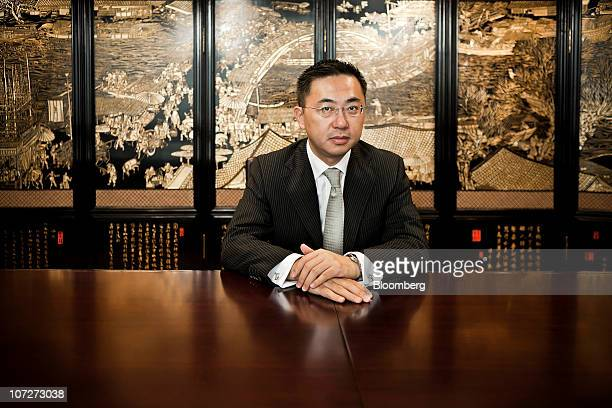 Stanley Ching senior managing director of Citic Capital Holdings Ltd poses for a portrait in Hong Kong China on Wednesday Sept 29 2010 China's push...