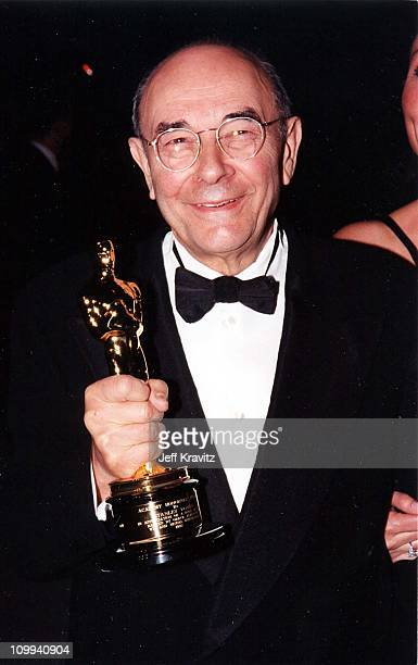 Stanley Donen at the 1998 Vanity Fair party at Morton's in Los Angeles