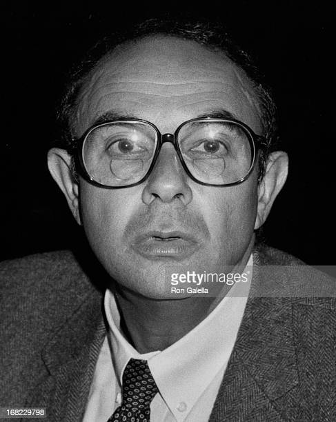 Stanley Donen attends Fifth Annual Jean Renoir Humanitarian Awards on March 20 1981 at the Sportsman's Lodge in Los Angeles California