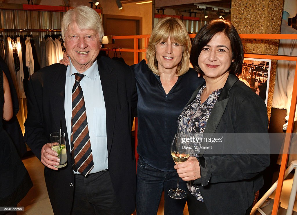 The London Evening Standard Londoner's Diary 100th Birthday Party : News Photo