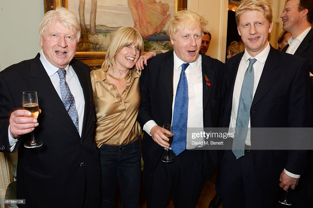 """""""The Churchill Factor: How One Man Made History"""" by Boris Johnson - Book Launch Party : ニュース写真"""