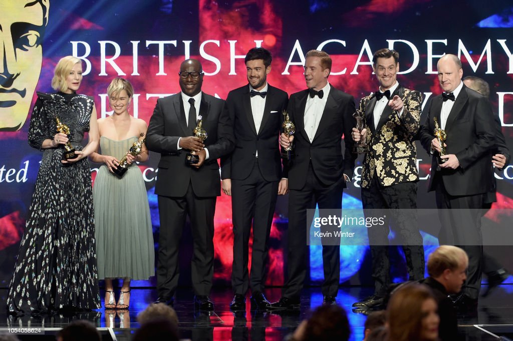 2018 British Academy Britannia Awards presented by Jaguar Land Rover and American Airlines - Show : News Photo