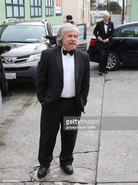 Stanley Livingston is seen on February 26 2017 in Los Angeles California