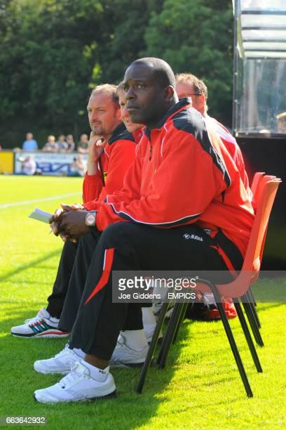 Stanley Menzo Cambuur Leeuwarden head coach