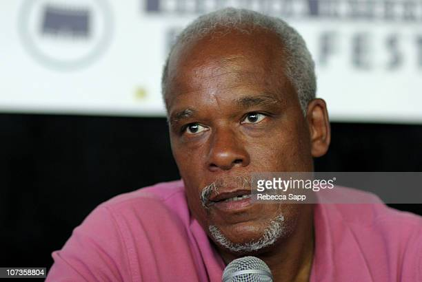 Stanley Nelson BIFF Juror during 10th Annual Bermuda International Film Festival The Rise and Rise of Documentary Film at Front Room in Hamilton...