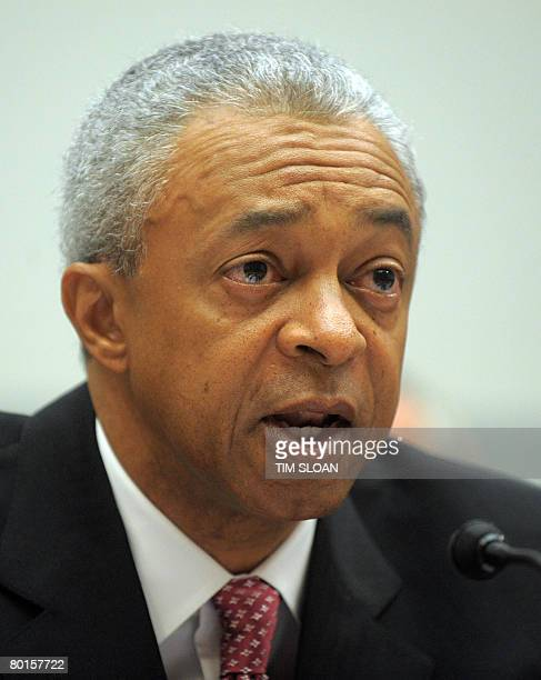 Stanley O'Neal Former Chairman and CEO Merrill Lynch testifies before the Committee on Oversight and Government Reform's hearing on CEO Pay and the...