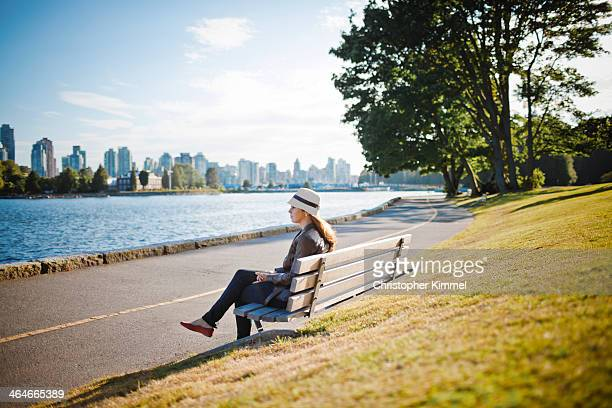 stanley park - stanley park stock photos and pictures