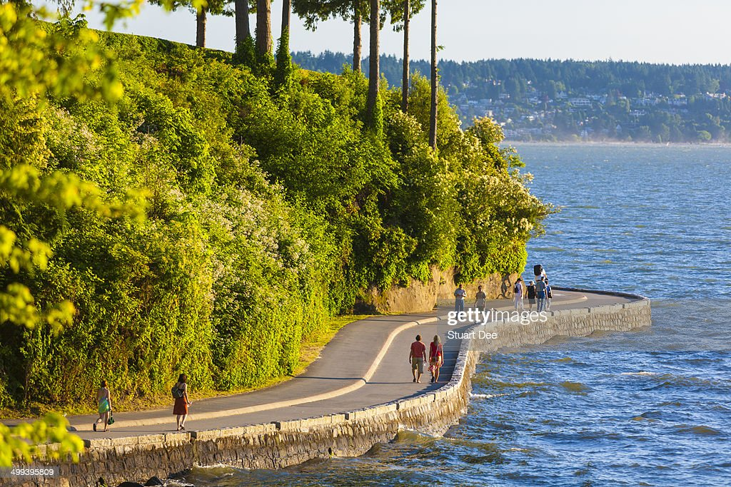 Stanley Park, Vancouver, Canada : Stock Photo